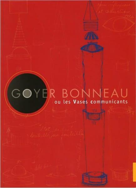 Publication Goyer Bonneau ou les Vases communicants