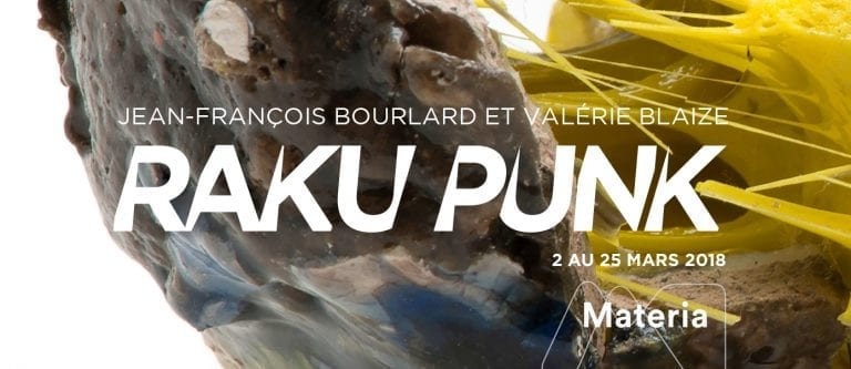 Raku Punk – Jean-François Bourlard et Valérie Blaize
